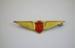 Badge [NAC]; National Airways Corporation (New Zealand, estab. 1947, closed 1978); 2013.420