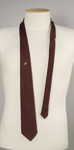 Uniform Necktie [Air India]; Air India (India, estab. 1932); Hedva; 2004.602