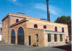 The Western Springs Pumphouse and Boiler House 1877; William Errington (b.1832, d.1894); 1877; 1964.311