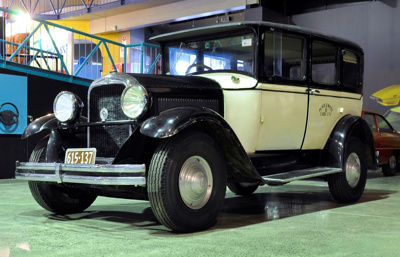Automobile [Studebaker Dictator 6]; Studebaker Corporation (United States of America, estab. 1852, closed 1967); 1928; 1978.723