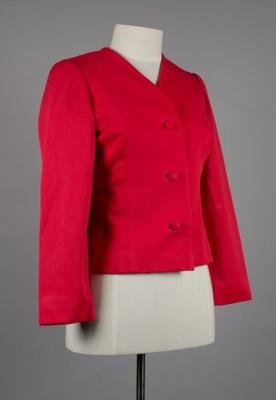 Uniform Jacket [NAC]; National Airways Corporation (New Zealand, estab. 1947, closed 1978); 2013.275.2