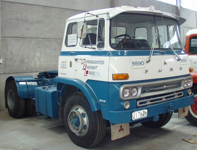 Truck [Mitsubishi Fuso No.1]; Mitsubishi Motors (Japan, estab. 1870); 1971; 1992.57