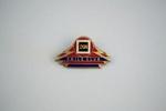 Badge [2GN Smile Club]; P. J. King Pty. Ltd. (estab. 1893); 2015.77