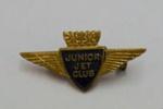 Badge [BOAC Junior Jet Club]; British Overseas Airways Corporation (England, estab. 1939, closed 1974), Manhattan Products; 2003.154