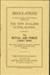 Royal Air Force Cadet Wing booklet; New Zealand Flying School (New Zealand, estab. Circa 1912); [1916]; 04/077/158