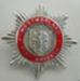 Hat Badge [Westmorland Fire Brigade]; 1982.53.53