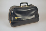Travelling Case [NAC]; National Airways Corporation (New Zealand, estab. 1947, closed 1978); 2010.440