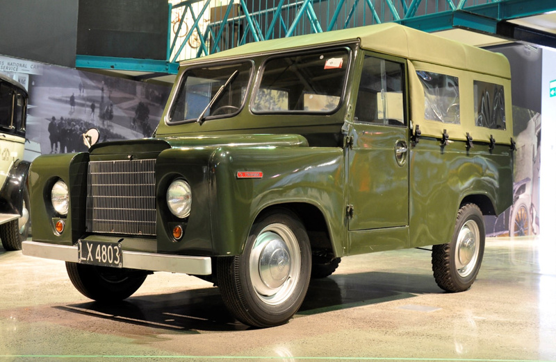 Vehicle Trekka Motor Holdings 1965 Museum Of Transport And Technology Motat On
