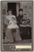 Photograph of two woman with baby and young child; Unidentified; 13-1126
