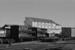 Photograph of Napier rail workshops; Les Downey; 1974; 14-1920