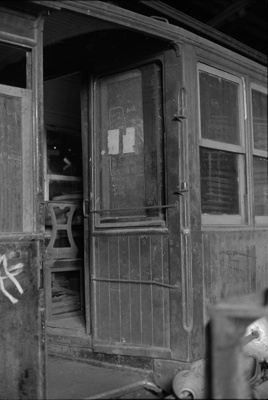 Photograph of Tram 100; Les Downey; 1972-1976; 14-1097