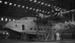 Teal Sandringham ZK-AMD in hanger, Hobsonville.; Les Downey; 1940s; 05/026/010