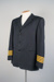 Uniform Jacket [Teal]; Hugh Wright Limited (New Zealand, estab. 1904); Tasman Empire Airways Limited (New Zealand, estab. 1940, closed 1965); 2016.164