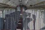 Photograph of Blue Streak railcar; Les Downey; 1985?; 14-4801