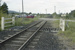 Photograph of level crossing; Les Downey; 1985?; 14-4529