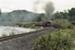 Photograph of locomotive J 1211 on Opua line; Les Downey; 1985?; 14-4632