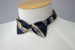 Uniform Bow Tie [Ansett New Zealand]; Ansett New Zealand (estab. 1987, closed 2001); 2016.36.15
