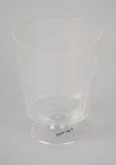 Wine Glass [NAC]; A.H.L. Plastic Products Moulding Co.; National Airways Corporation (New Zealand, estab. 1947, closed 1978); 2016.149.9