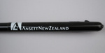 Ballpoint Pen [Ansett New Zealand]; Bic (estab. 1945); Ansett New Zealand (estab. 1987, closed 2001); 2017.3.36