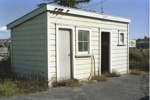 Photograph of station toilet block; Les Downey; 1985?; 14-4741