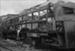Photograph of derelict RM railcar; Les Downey; 1976; 14-2411