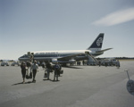 Air New Zealand Boeing 737; Mannering and Associates Limited; 08/117/240