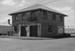 Photograph of Pukekohe fire station; Les Downey; 1973; 14-1739