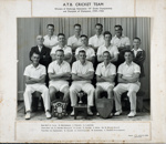 A.T.B. Cricket Team; T. H. Ashe; 1950; 15-2989