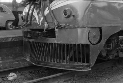 Photograph of railcar RM 31; Les Downey; 1972-1976; 14-2198