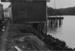 Photograph of Opua wharf sheds; Les Downey; 1972-1976; 14-4073