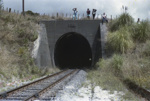 Photograph of Bickerstaffe tunnel; Les Downey; 1987; 14-4222