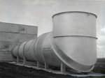 Air New Zealand test cell; Unknown Photographer; Unknown; 15-0094