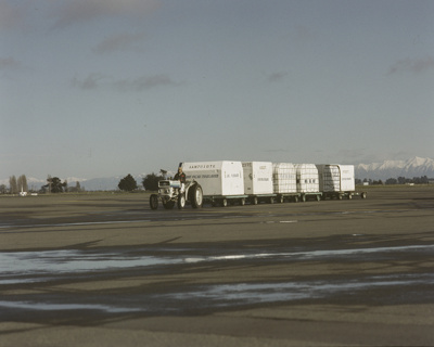 Air New Zealand cargo; Mannering and Associates Limited; 08/117/254