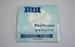 Perfume Pencil Packet [Teal]; Tasman Empire Airways Limited (New Zealand, estab. 1940, closed 1965); 2004.509