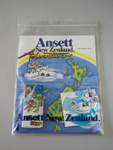 Children's Activity Pack [Ansett New Zealand Adventurers]; Ansett New Zealand (estab. 1987, closed 2001); 2016.36.106