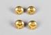 Uniform Buttons [New Zealand Air Force]; New Zealand. Royal New Zealand Air Force (New Zealand, estab. 1937); 2014.278