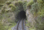 Photograph of Ahuroa tunnel; Les Downey; 1972-1976; 14-4204