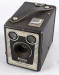 Camera [Brownie Six-20 Model D]; Kodak Limited; 1953-1957; 1978.839