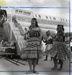 Air New Zealand DC8 at the opening of Mangere; Whites Aviation Limited; 24 Nov 1965; 14-6043