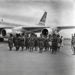 Air New Zealand DC8 at the opening of Mangere; Whites Aviation Limited; 24 Nov 1965; 14-6048