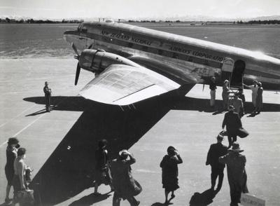 NAC Douglas DC-3; Whites Aviation Limited; 11 Oct 1951; 14-5705