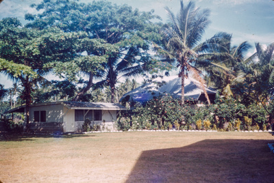 "Slide from the ""Pacific Islands Coral Route"" by Maurice McGreal; Maurice E. McGreal (b.1918); 1950s; 04/038/038"