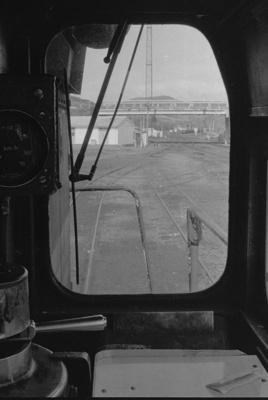 Photograph of DA diesel locomotive; Les Downey; 1972-1976; 14-1190