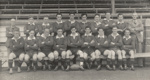 [Unidentified rugby team]; Unknown Photographer; Unknown; 14-0886