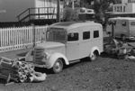 Photograph of Chevrolet ambulance; Les Downey; 1972-1976; 14-1536