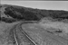 Photograph of approaches to Hoteo station; Les Downey; 1972-1976; 14-1006