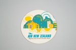 Coaster [Air New Zealand]; Air New Zealand Limited (New Zealand, estab. 1965); 2016.184.2