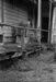 Photograph of old wooden house; Les Downey; 1975; 14-3843