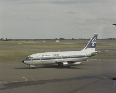 Air New Zealand Boeing 737; Mannering and Associates Limited; 08/117/222