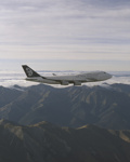 Air New Zealand Boeing 747/400; Mannering and Associates Limited; 02 Apr 1997; 08/117/1123